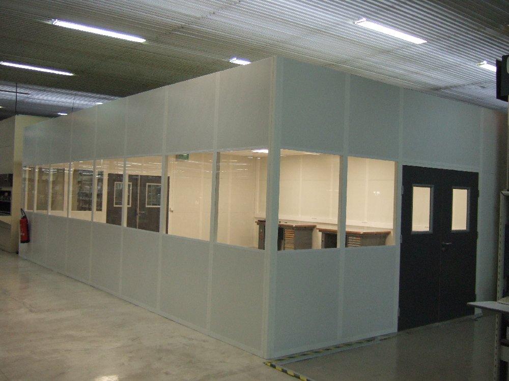 Bureaux modulaires