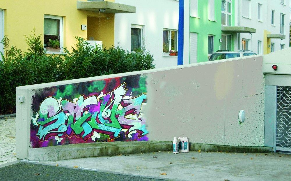 Dissolvants de graffiti