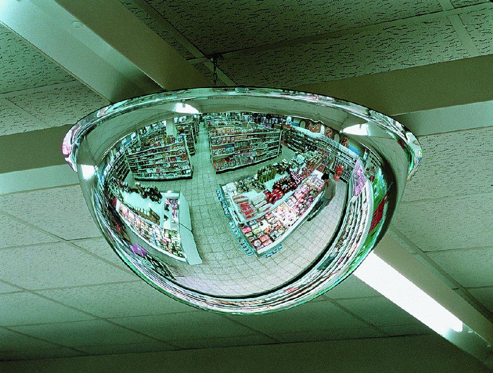 Miroirs 1/2 sphère