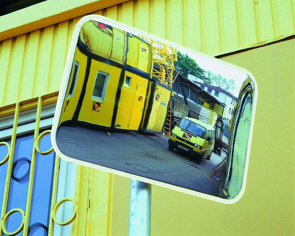 Miroirs grand angle
