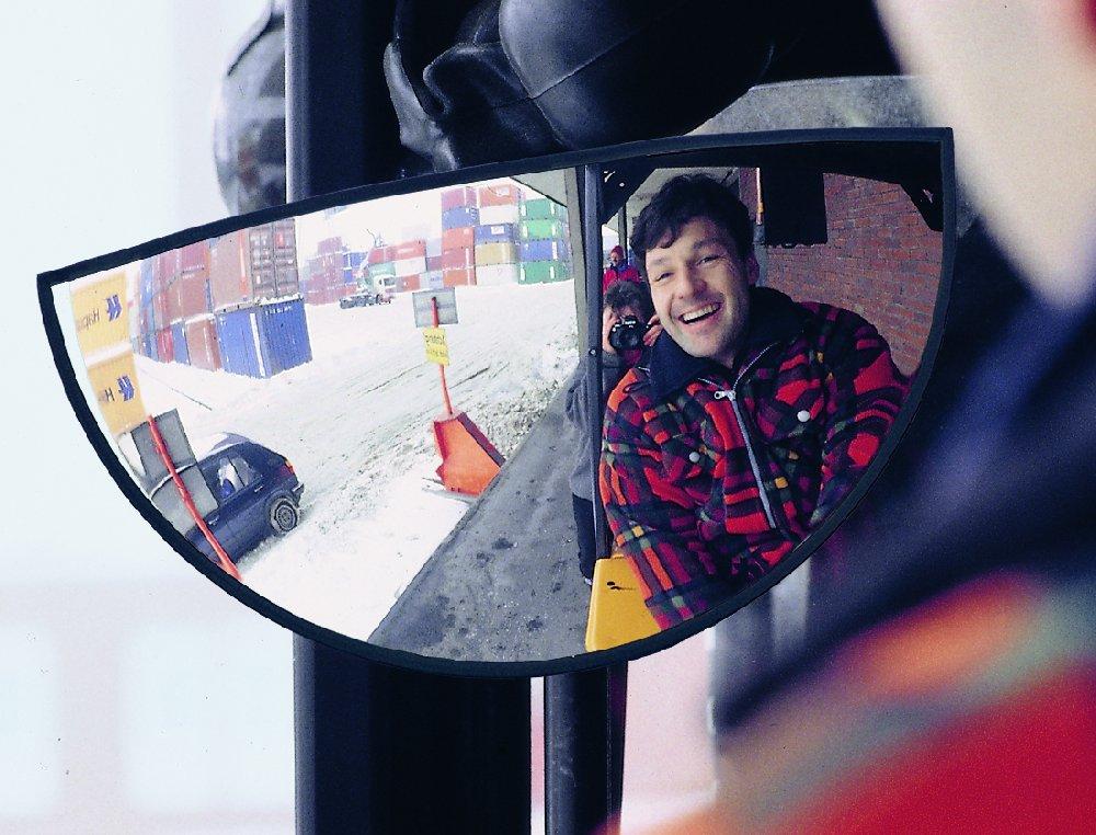 Miroirs pour chariot élévateur