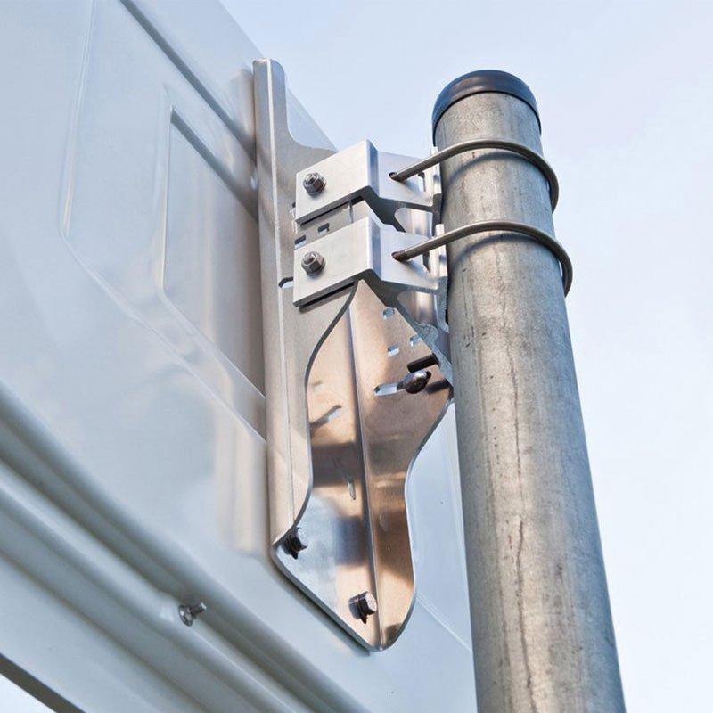 Miroir de signalisation rectangulaire antigel