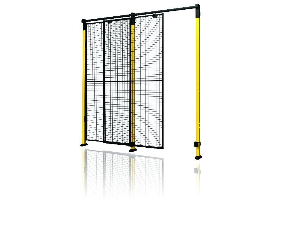 Portes coulissantes simple
