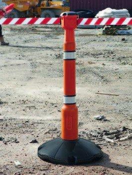 Sangles pour cône de signalisation