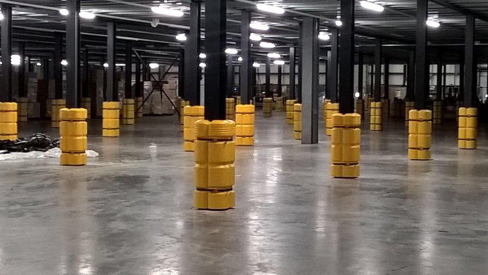 Protections de pilier