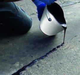 Réparation des sols (jointure)