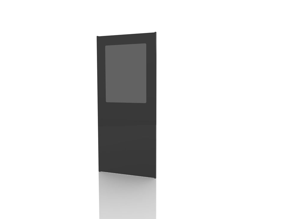 Panneaux tôlés 1 900 mm  Oculus Vert soudage