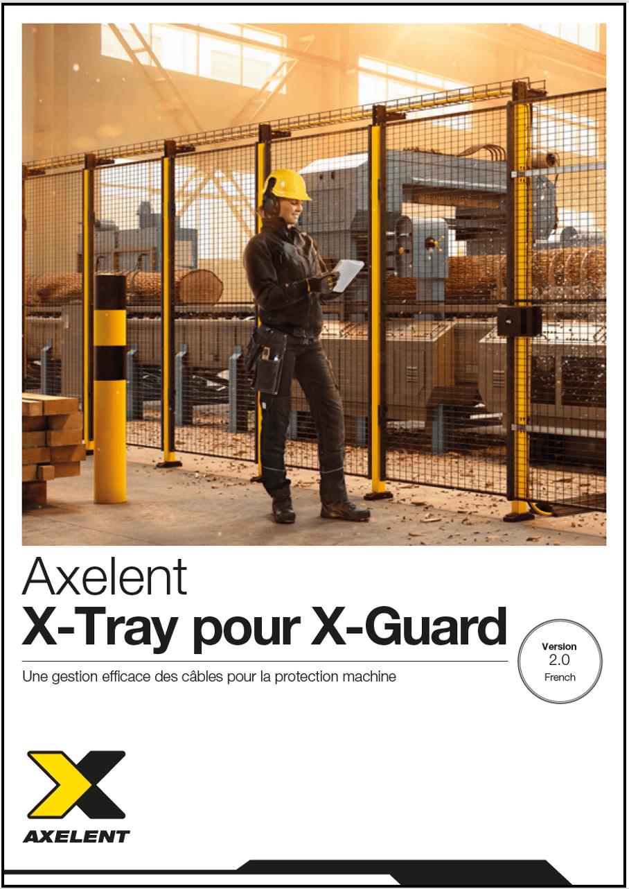 Brochure X-Tray