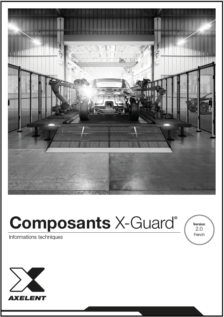 Brochure Composants X-Guard