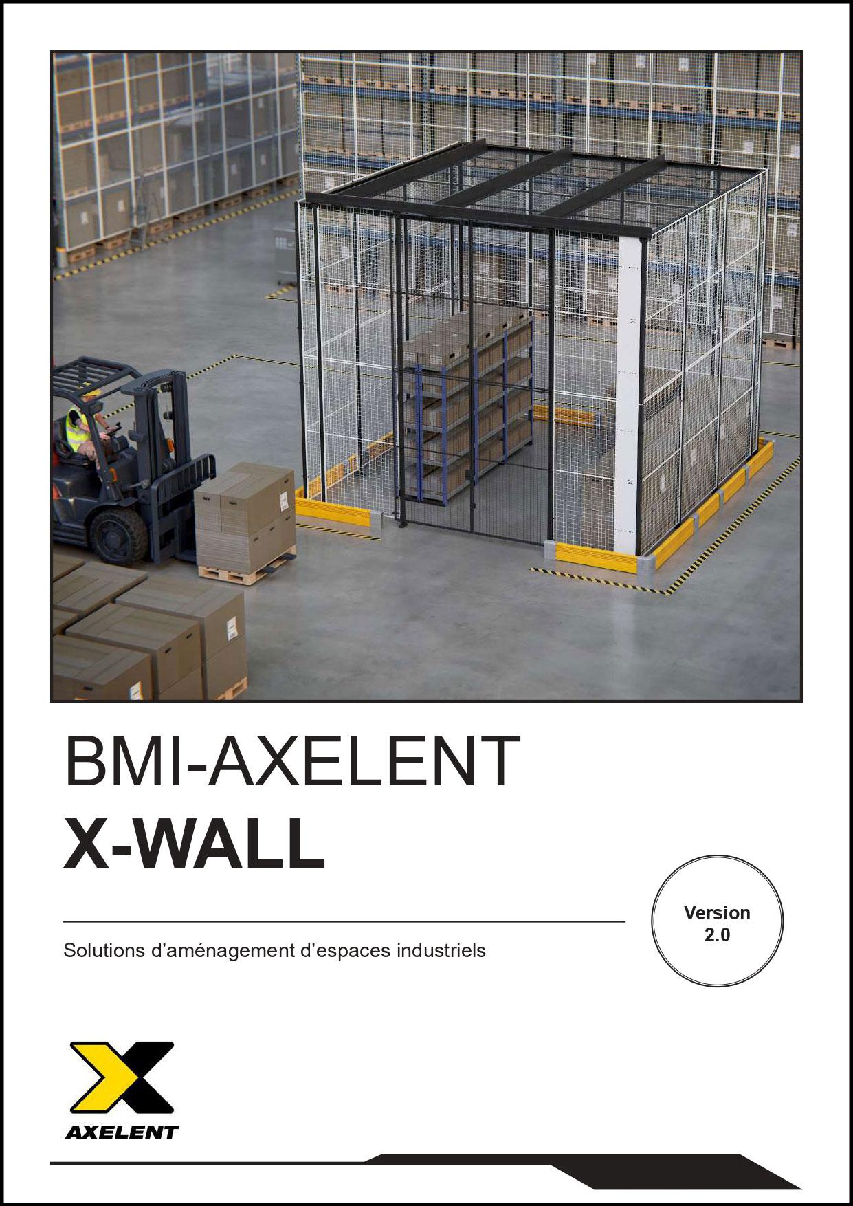 Brochure X-Wall