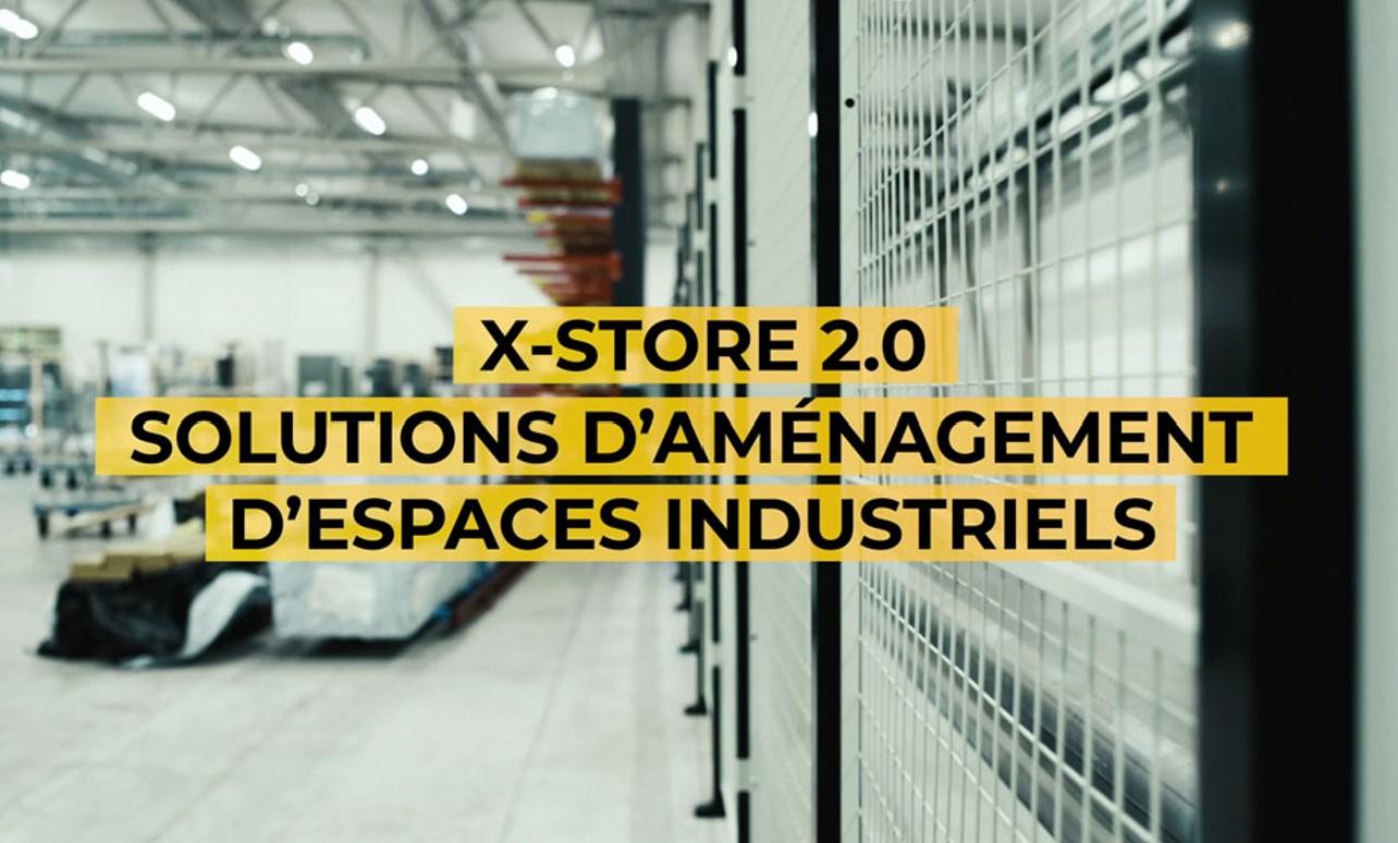 X-Store 2.0 - Nouveautés