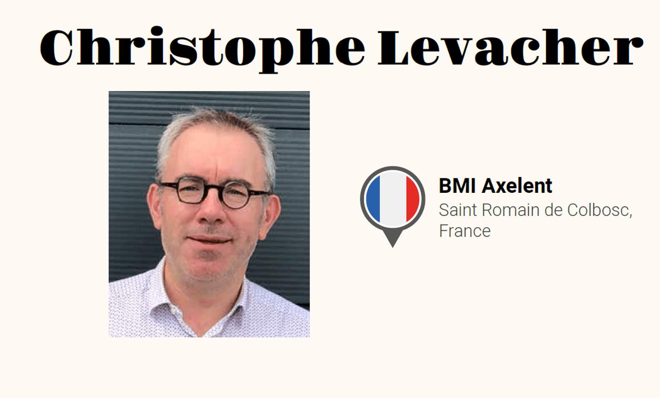 WE ARE AXELENT Christophe LEVACHER