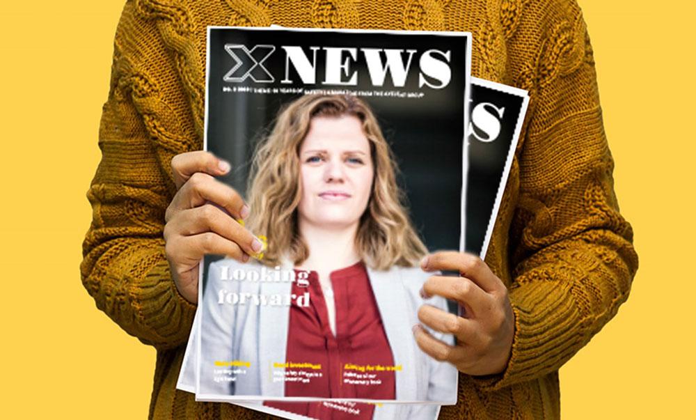 Nouveau numéro XNews !