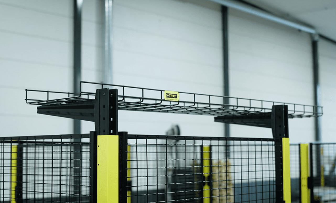 Chemins de câbles - Installation