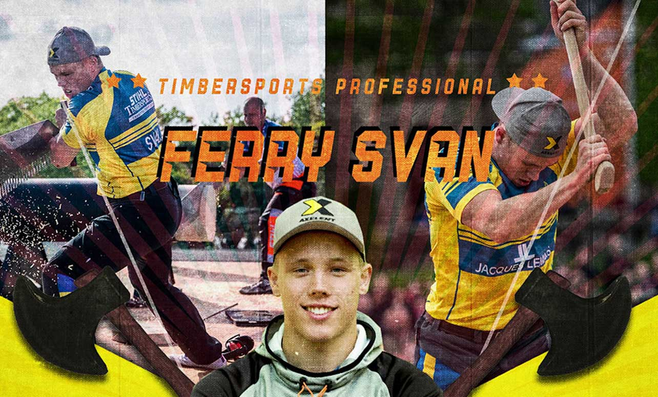 Champion AXELENT - Ferry Svan