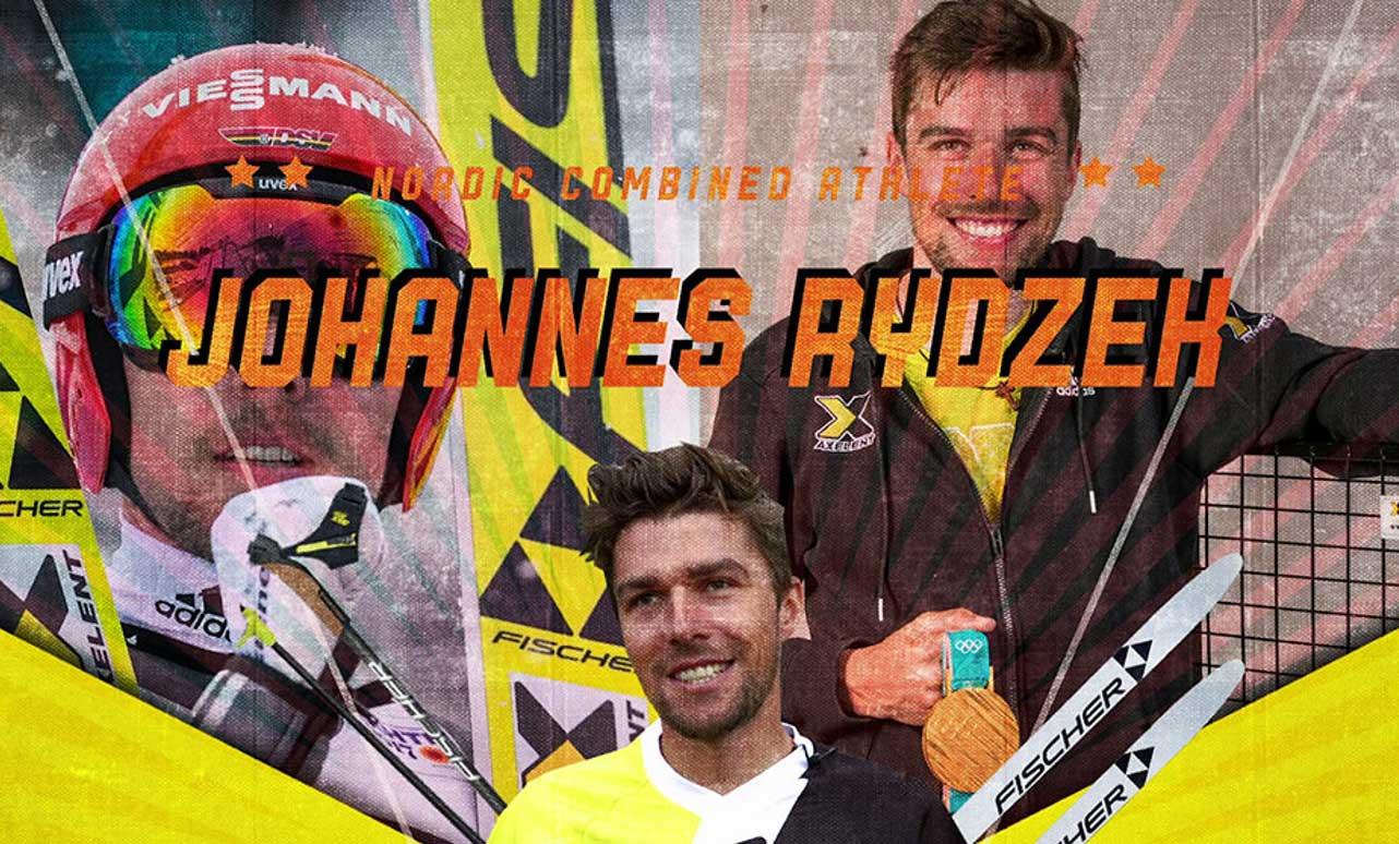 Champion AXELENT - Johannes Rydzek