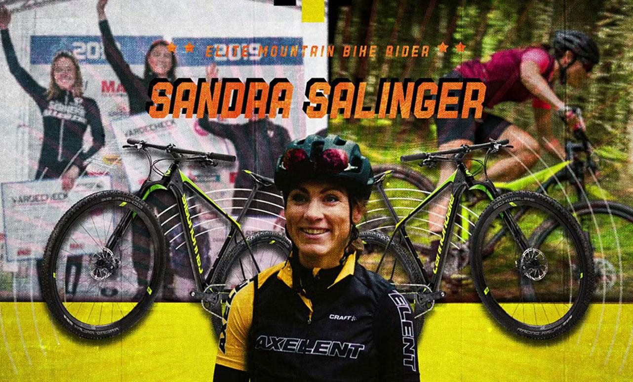 Champion AXELENT - Sandra Salinger